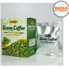 Toko Green Coffee Dinnar 88 Minuman Serbuk Kopi Hijau 100 Gr Isi 5 Sachet Terlengkap