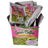 Jual Green Coffee Plus Colagen L Carnitian Ektrak Kopi Hijau 10 Sachet 25G Addawa Online