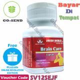 Jual Green World Brain Care Obat Dan Suplemen Untuk Otak Antik