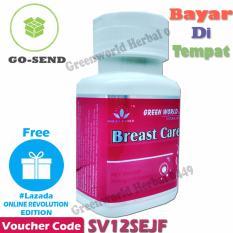 Jual Green World Breast Care Obat Kanker Payudara Herbal Grosir