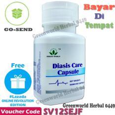 Toko Green World Diasis Care Capsule Obat Hipertensi Darah Tinggi Herbal Terdekat
