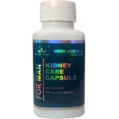 Beli Green World Kidney Care Capsule For Man Terbaru