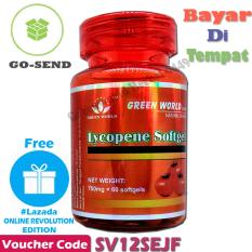 Beli Green World Lycopene Softgel Lycopene Herbal