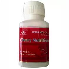 Harga Green World Ovary Nutrition Capsule 90 Capsule Terbaru