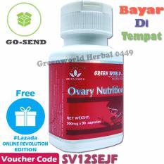 Green World Ovary Nutrition Penyubur Ovary Di Dki Jakarta