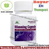 Review Toko Green World Slimming Capsule Pelangsing Herbal