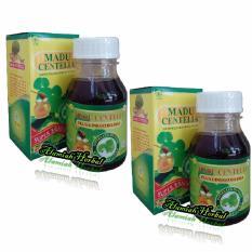 Spesifikasi Griya Annur Madu Centelia Super Brain Plus Ginkgo Biloba 350Gr 2 Botol Griya Annur Terbaru