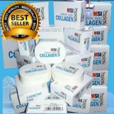 GROSER 10 buah sabun collagen msi original harga groser