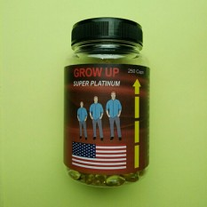 Spesifikasi Grow Up Platinum Super Usa Obat Peninggi Badan Alami Online