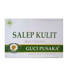 Guci Pusaka Salep Kulit Multiguna Surabaya - 10 gram