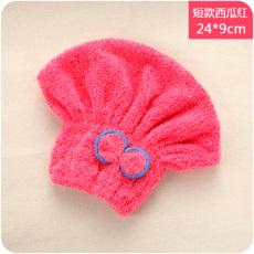 Korea Selatan Lebih tebal topi mandi topi rambut kering Handuk Pengering  Rambut Menyerap Kuat cepat kering a70c1200ff