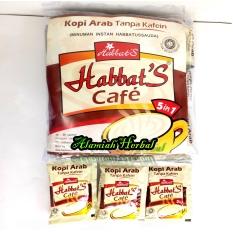 Harga Habbats Cafe Minuman Kopi Arab 30 Sachet Satu Set