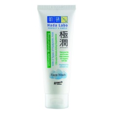 Hada Labo Gokujyun Ultimate Moisturizing Face Wash  - 100ml