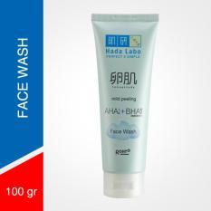 Hada Labo Tamagohada Ultimate Mild Peeling Face Wash