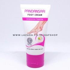 Hafshop Pandansari Foot Cream Intensive Soothe Halal 40 g
