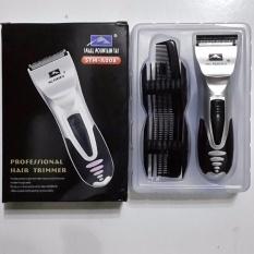 Spesifikasi Hair Clipper Battery Pemotong Pangkas Rambut Otomatis Oem