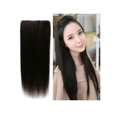 Jual Hair Clips Ekstension Lurus Panjang Black Brown Natural Ho4063 Antik