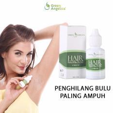 Hair Removal Perontok Bulu Penghilang Bulu Ketiak Tangan Kaki Alami Permanen Ori Jawa Timur