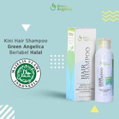 Hair Shampo Green Angelica Solusi Perawatan Rambut Rusak Alami Resmi