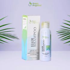 Spesifikasi Hair Shampoo Obat Rambut Rontok Mengurangi Ketombe Bercabang Dan Kerontokan Green Angelica Green Angelica
