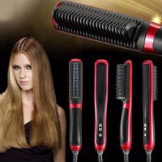 Beli Hair Straightener New 908 Sisir Catok Pelurus Rambut Merah Kredit Dki Jakarta