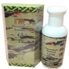 Hair Tonic Daun N'ove BPOM - Penumbuh Rambut Botak / Tipis - 150ml