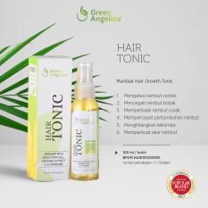 Jual Hair Tonic Green Angelica Mempercepat Pertumbuhan Rambut Dan Memperbaiki Rambut Rusak Online