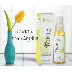 Harga Hair Tonic Penumbuh Rambut Menumbuhkan Rambut Lebat Penumbuh Rambut Cepat Penyubur Rambut Green Angelica Original
