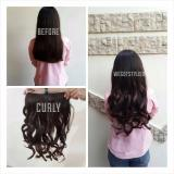 Beli Hairclip Big Layer Fullhead Keriting Hitam Seven 7 Revolution Online