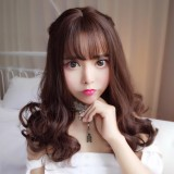 Beli Hairclip Curly 40Cm Darkbrown Premium Kredit Banten