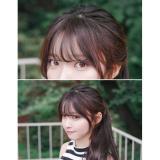 Ulasan Hairclip Poni Tipis Korea