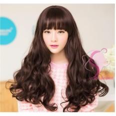 Model Hairclip Wavy Premium Black Terbaru