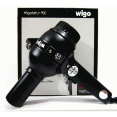 Hairdryer Wigo Taifun 900 Perfect Hair Dryer Bisa Panas dan Dingin  Black White - Random af78374bb5
