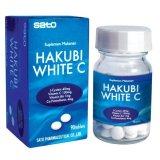 Jual Hakubi White C Tablet Pencerah Pemutih Kulit Menghilangkan Pigmentasi Akibat Sengatan Matahari Made In Japan Di Banten