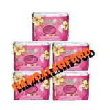 Beli Hamdalahfood Paket 5 Pics Avail Pembalut Herbal Bio Sanitary Pad Night Use Feminine Pake Kartu Kredit