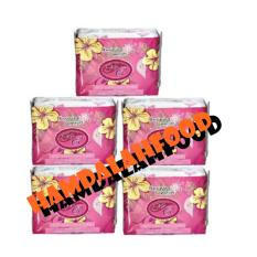 Spesifikasi Hamdalahfood Paket 5 Pics Avail Pembalut Herbal Bio Sanitary Pad Night Use Feminine Yg Baik