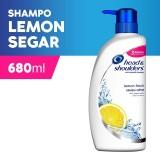 Jual H S Shampo 680Ml Lemon Fresh Headshoulders Murah