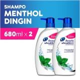 Katalog H S Shampoo 680Mlx6 Cool Menthol Tdnt Thphid Exp G Pack Of 2 Terbaru