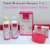 Harga Hemat Hanasui Body Care Whitening Original