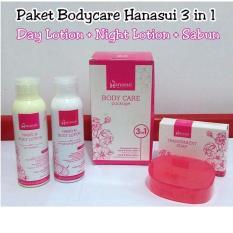 Harga Hanasui Body Care Whitening Original New