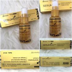Toko Hanasui By Jaya Mandiri Serum Whitening Gold Bpom 10 Botol Hanasui