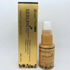 Jual Hanasui By Jaya Mandiri Serum Whitening Gold Bpom 15 Botol Branded Murah