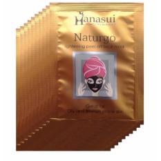 Hanasui - Naturgo BPOM - Masker Lumpur - 100% Original - 10 Sachet