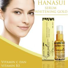 Hanasui Serum Whitening Gold Original BPOM NA - 1 Pcs