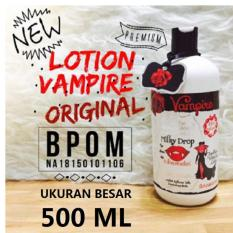 Spek Hand And Body Lotion Pemutih Lotion Vampire Botol Besar Isi 500 Ml Vampire