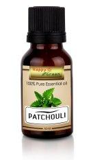 Spesifikasi Happy Green Minyak Atsiri Patchouli Essential Oil Minyak Nilam 10 Ml Yang Bagus