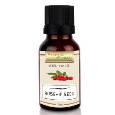 Jual Happy Green Rosehip Seed Oil 10 Ml Minyak Biji Rosehip Happy Green Branded