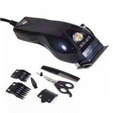 Spesifikasi Happy King Hk 900 Profesional Hair Clipper Trimmer Mesin Potong Rambut Hitam Yang Bagus