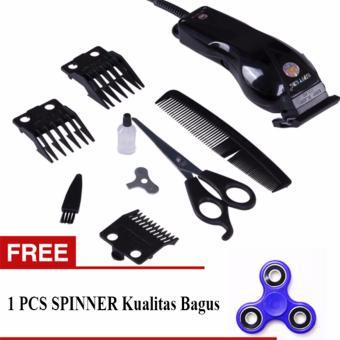 Pencari Harga Happy King HK-900 Professional Hair Clipper Trimmer Mesin Alat Cukur-GRATIS