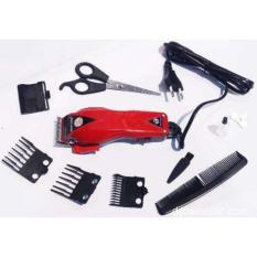 Jual Happy King Hk 900 Professional Hair Clipper Trimmer Mesin Alat Cukur Merah Dki Jakarta